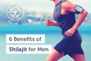 A gentleman in his gym clothes running. Benefits of Shilajit for men include heart protection and healthy aging.