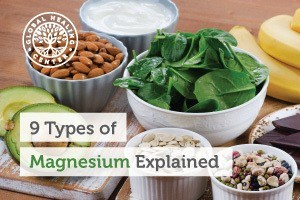 Foods that are rich in magnesium include yogurt and bananas. Magnesium is one of the most abundant minerals in the human body.