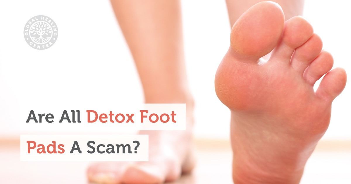 Whole Foods Detox Foot Pads