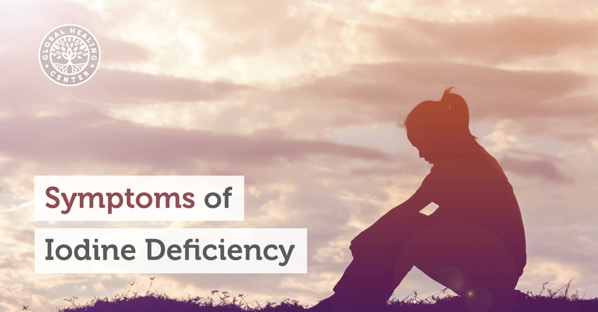 Symptoms Of Iodine Deficiency