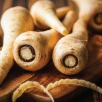 Paprika Parsnip Fries Recipe with Lemon Cashew Cream