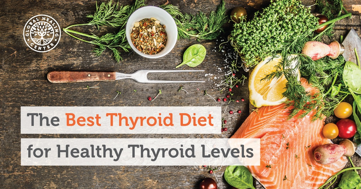 Thyroid Diet Using Nutrition To Support Healthy Hormone