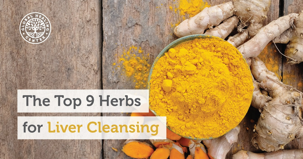 Liver Detox Top 9 Herbs For Liver Cleansing