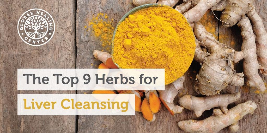 Liver Detox: Top 9 Herbs for Liver Cleansing