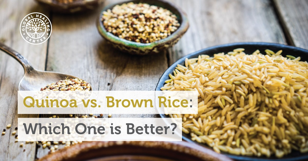 Quinoa Vs Brown Rice Which One Is Better