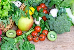 "The proponents of the alkaline diet believe that certain fruits and vegetables produce a ""net alkaline effect."""