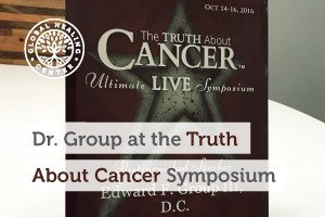 Dr. Group at The Truth About Cancer Symposium