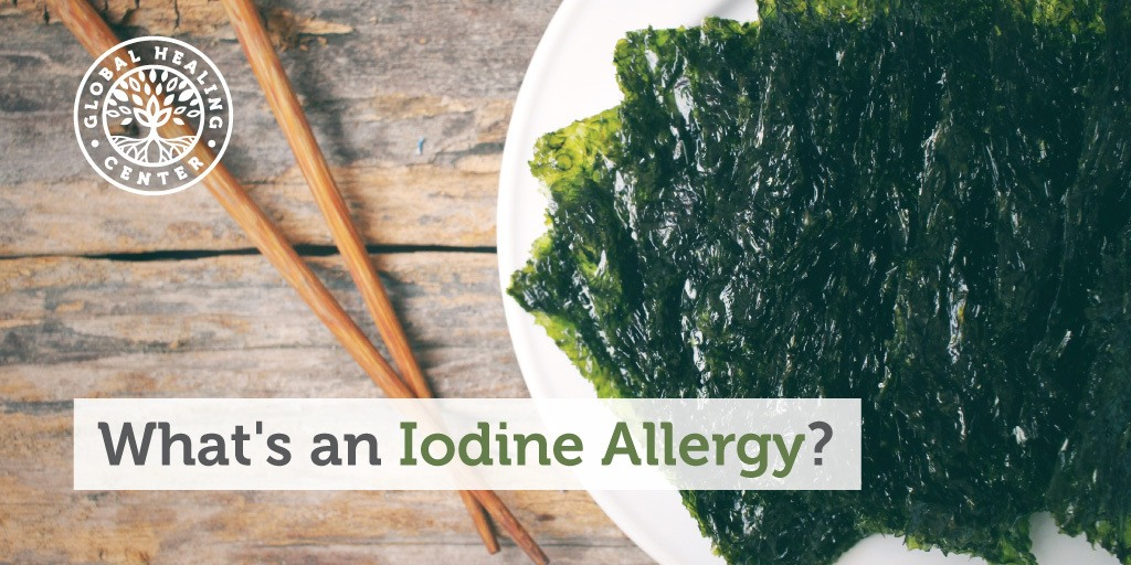 what's an iodine allergy?, Skeleton