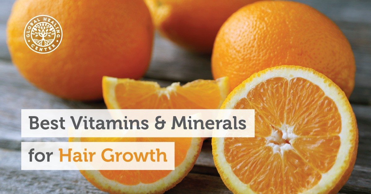 Best Vitamins And Minerals For Hair Growth