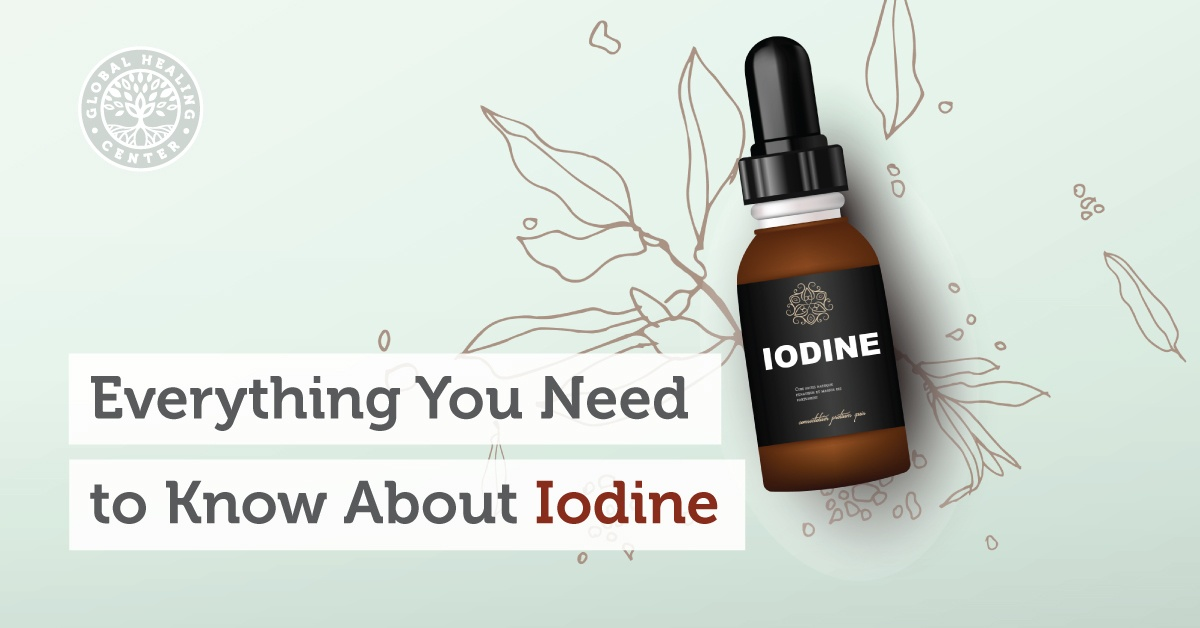 Everything You Need To Know About Iodine Webinar by Dr
