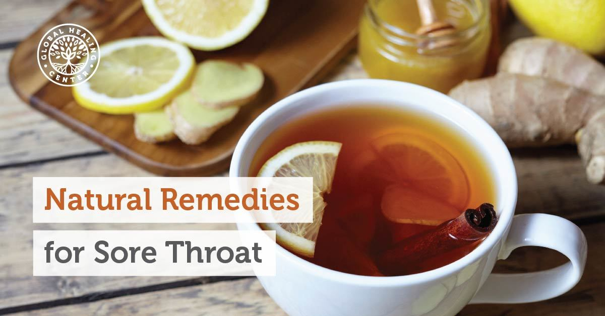 how to clear a sore throat