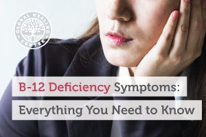 A tired individual. Fatigue and low energy are one of few signs of Vitamin B-12 deficiency symptoms.