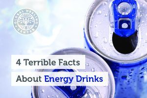 Open soda cans. Energy drinks are quickly becoming a public health crisis with the high level of caffeine and intoxication.