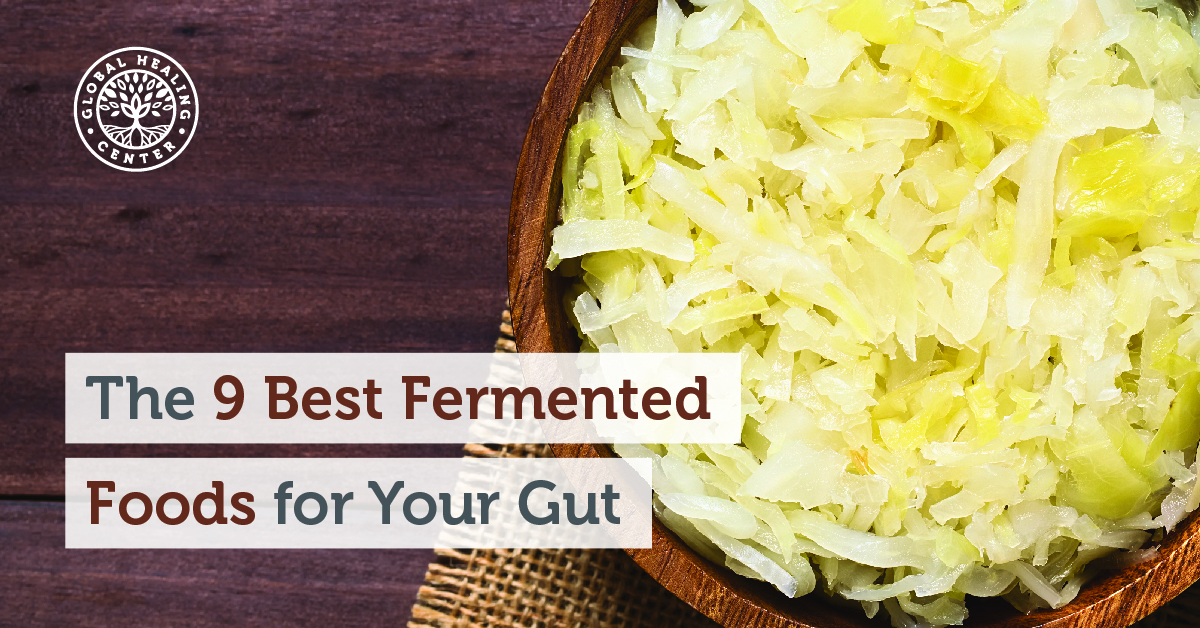 The 9 Best Fermented Foods For Your Gut