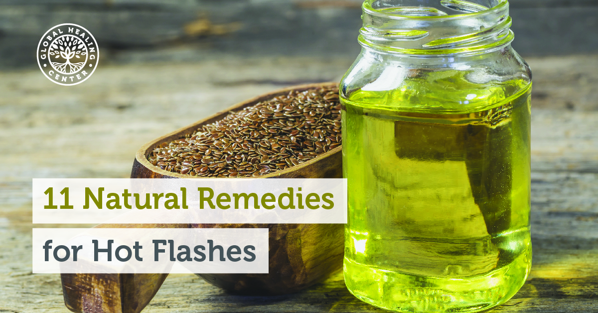 Natural Supplements For Hot Flashes