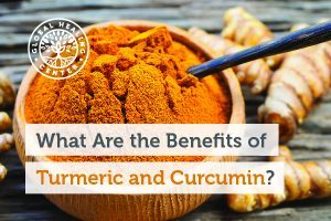 A bowl of turmeric. Studies show that turmeric and curcumin have a positive effect on the liver and your overall wellness.