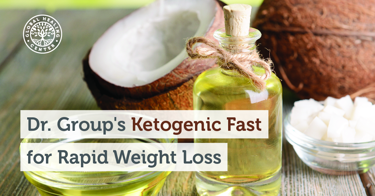 Image result for Dr. Group's 5-Day Vegan Ketogenic Fast For Rapid Weight Loss Program
