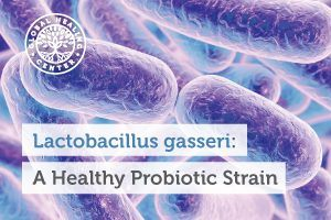 Lactobacillus gasseri is one of the beneficial microorganisms that can assist with digestive health.