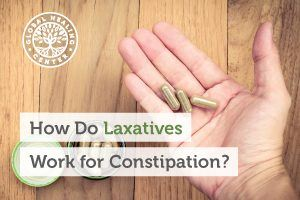 A handful of colon cleansing supplements. There are different types of laxatives, and they all work differently.