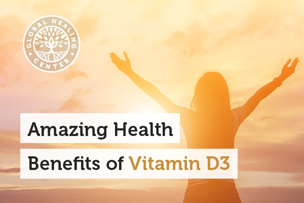 A woman facing towards the sun. Vitamin D3 supplement is the most bioavailable form of vitamin D.