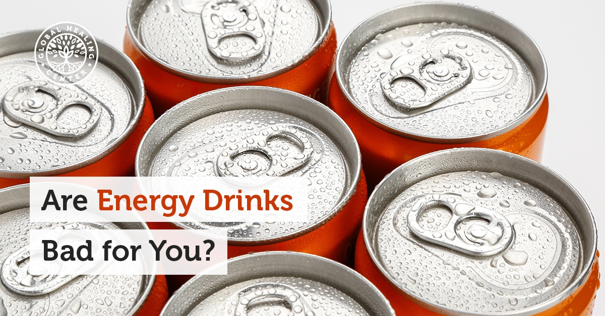 are energy drinks bad for you I really enjoy this particular energy drink, but the general consenus is that they are bad for you if so, what is in this drink that is.