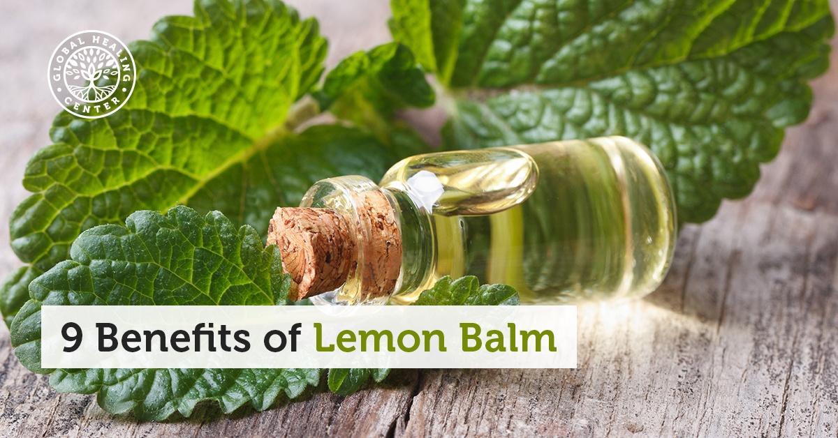 9 Impressive Benefits Of Lemon Balm