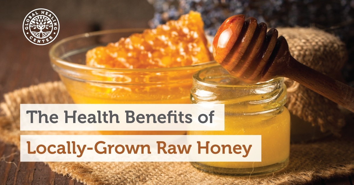 Raw Honey The Healthy Benefits Of Locally Grown Nectar