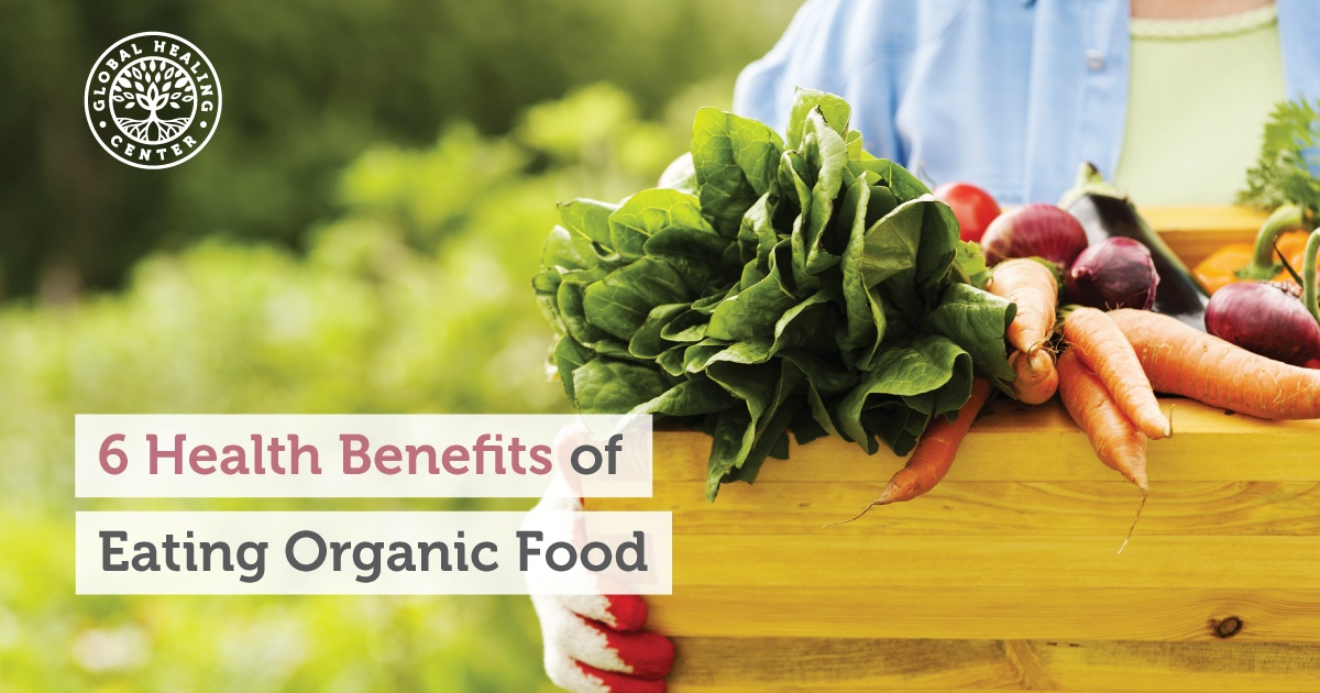 the health benefits of eating organic produce essay The provision of structures providing food and shelter, and the lack of pesticide use, attract new or re-colonizing species to the organic area (both permanent and migratory), including wild flora and fauna (eg birds) and organisms beneficial to the organic system such as pollinators and pest predators.