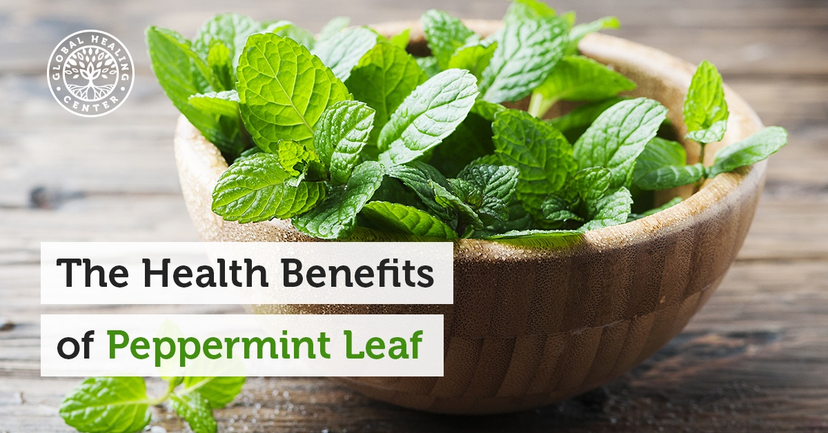 The Health Benefits of Peppermint