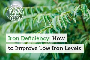 Iron deficiency can lead to many health issues.