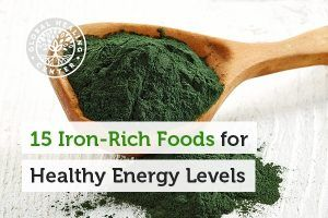 15 Iron-Rich Foods for Healthy Energy Levels