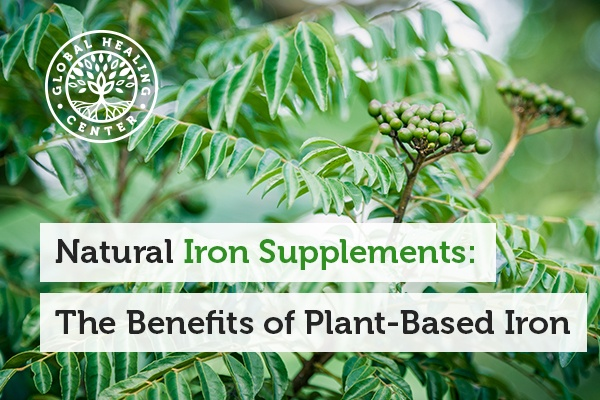 Natural iron supplements provide an array of health benefits.
