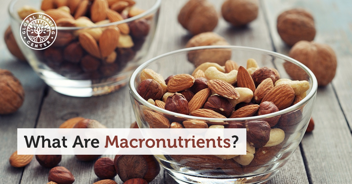 macronutrients nutrition and carbohydrates