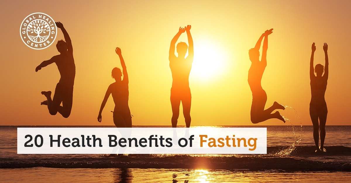 20 Health Benefits Of Fasting For Whole Body Wellness