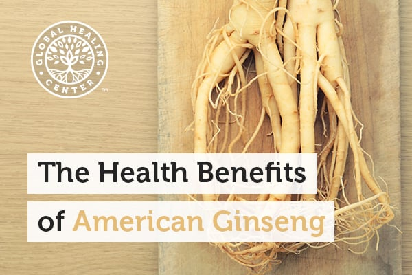 Energy is one of the main benefits of American Ginseng.