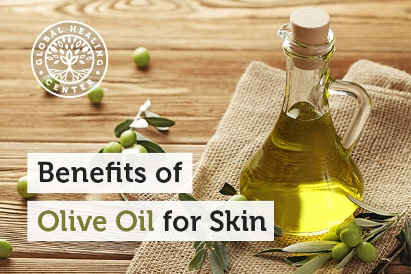Organic Olive Oil Provides Health Benefits for the Skin