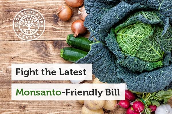 Help Fight Fight Senator Pat Roberts latest Monsanto-friendly bill
