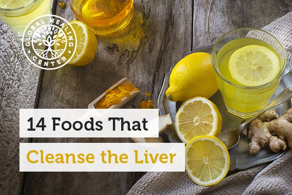 A glass of organic fresh lemonade. Performing a liver cleanse twice a year is a great way to remove the toxins from your liver.