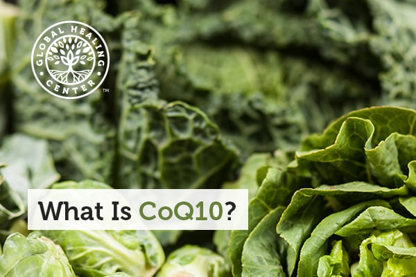 An organic cabbage. The human body produces CoQ10 on its own, more so when your health is in good order.