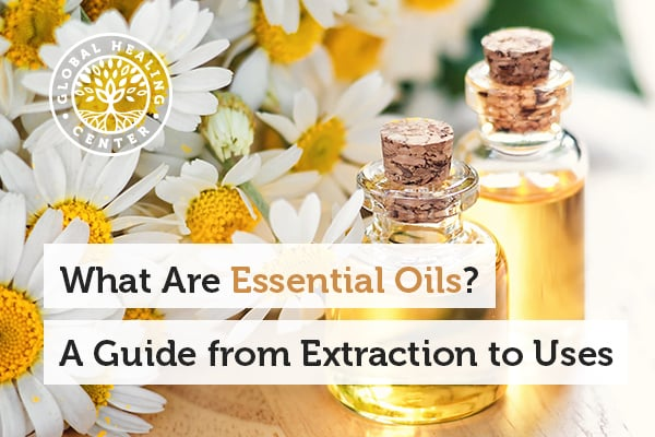Essential Oils are great for the skin and provide many other health benefits.