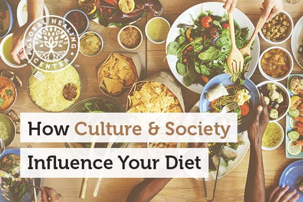 Society and Culture Influence Healthy Eating
