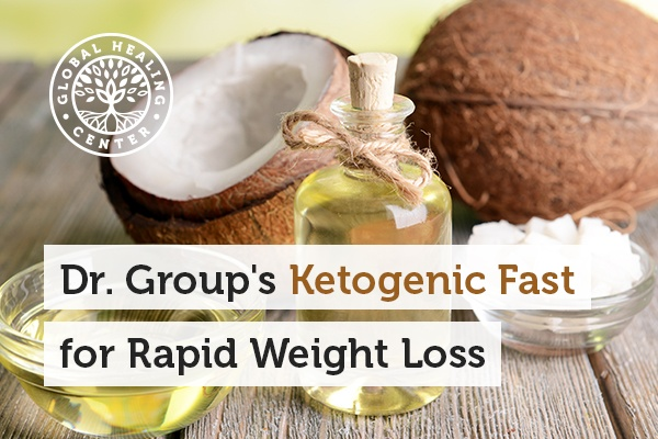 Dr  Group's Ketogenic Fast for Rapid Weight Loss