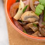 Spicy Mushroom Stir Fry Recipe with a Savory Twist