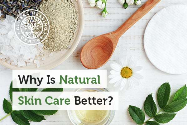 Natural skin care products will help your skin feel and look healthier.
