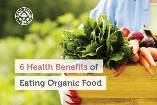 Organic Food is a healthier option than processed food.