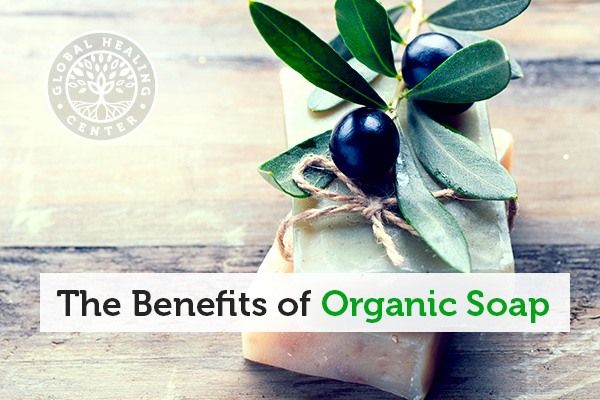 The Benefits of Organic Soap