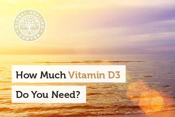 The most natural method for getting enough Vitamin D is through good ol' sunshine.