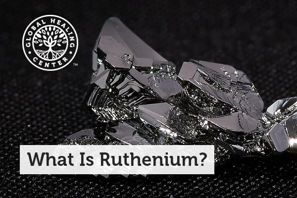 Ruthenium is a rare earth element with many purposes, including the mitigation of metal toxicity risk in humans.