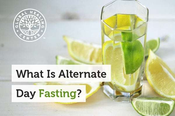 Alternate day fasting is a great way to lose weight and encourage longevity.