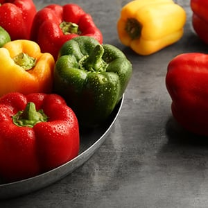 7 Health Benefits of Organic Peppers